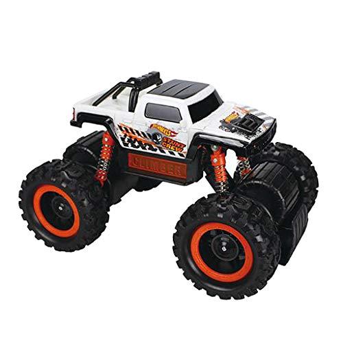 SM SunniMix Voitures Jouet Modèle Big Pneu Roue Vehicules Jouet Camion Cadeaux pour Enfants Garçons Filles - A
