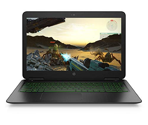 HP Pavilion Gaming 9th Gen Intel Core i5 Processor 15.6-inch FHD Gaming Laptop (8GB/1TB HDD/Windows 10/NVIDIA GTX 1050 4GB Graphics/Shadow Black/2.17 kg), 15-bc504TX
