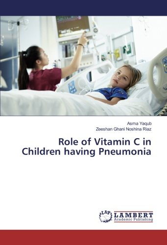 Role of Vitamin C in Children having Pneumonia