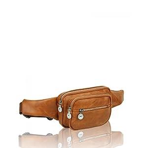 Craze London Riñonera unisex con 4 bolsillos, cinturón ajustable para hombres y mujeres, correr, ciclismo y pesca | DeHippies.com