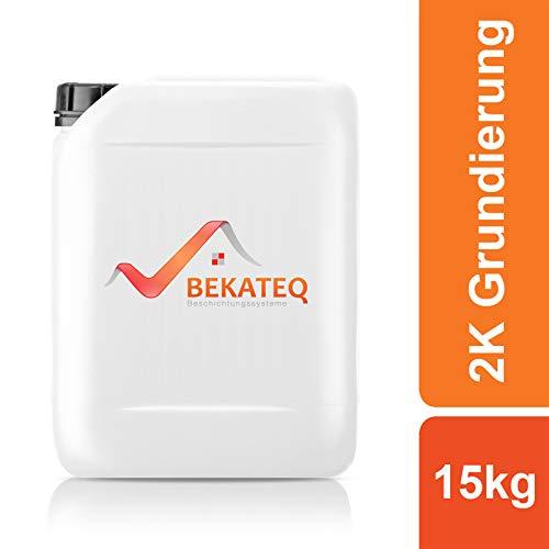 BEKATEQ 2K Grundierung BK-190EP für 2K Epoxidharz Bodenfarbe - 15KG