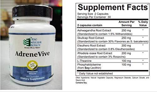 Ortho Molecular Adrene-Vive