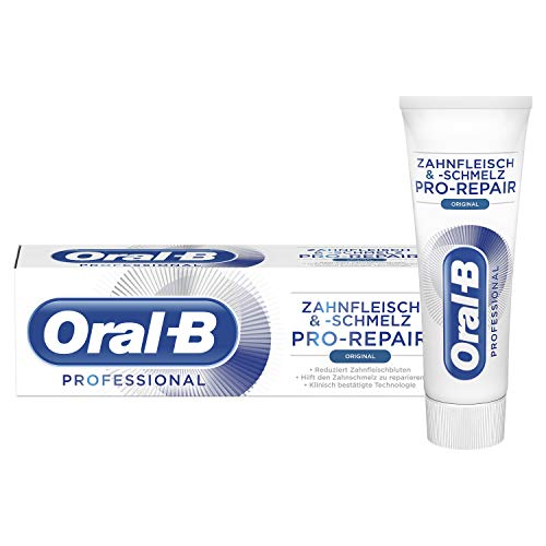 Oral-B Professional tandvlees en -smelten originele tandpasta (6 x 75 ml)