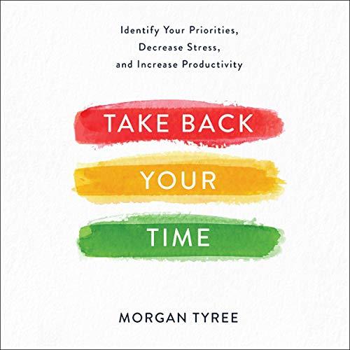 Page de couverture de Take Back Your Time