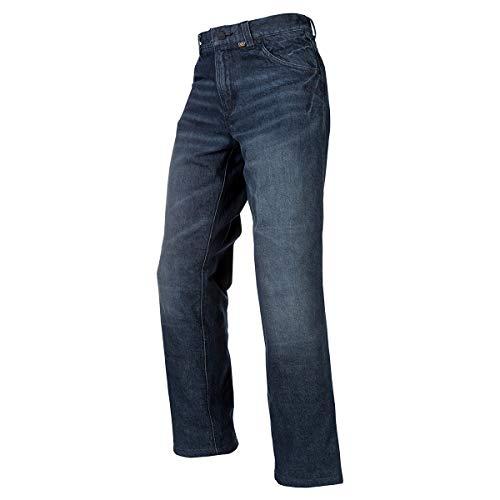 KLIM K Fifty 1 Riding Pant 32 Denim - Dark Blue