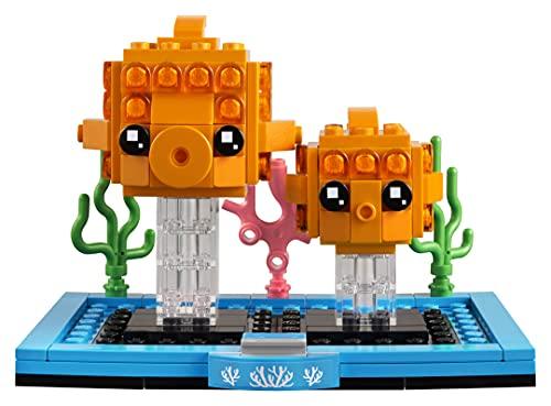 Brick Lego Headz - 40442 - Pesciolino Rosso