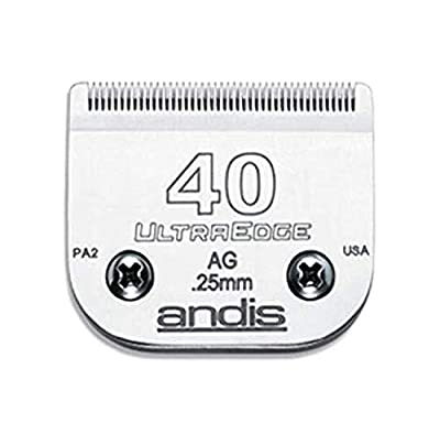 Andis Ultraedge Number 40 Blade by Andis