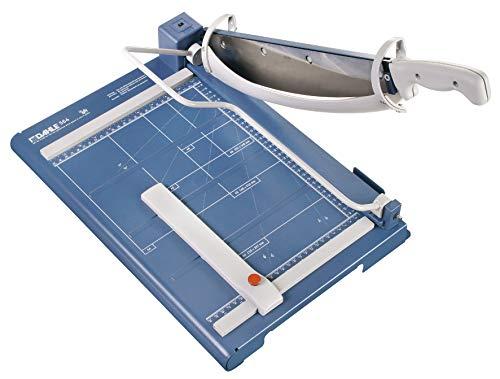 Dahle 564 Schneidemaschine (Bis DIN A4, 45 Blatt Schneidleistung) blau