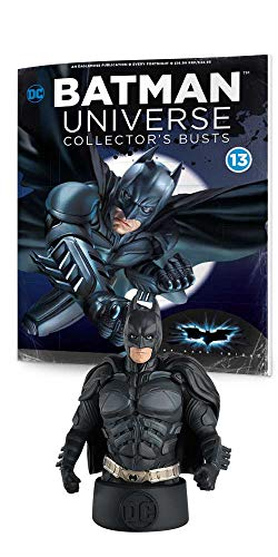 Busto Resina Batman Universe Collector's Nº 13 Christian