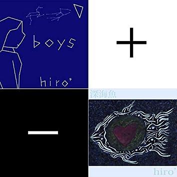 boys plus minus shinkaigyo