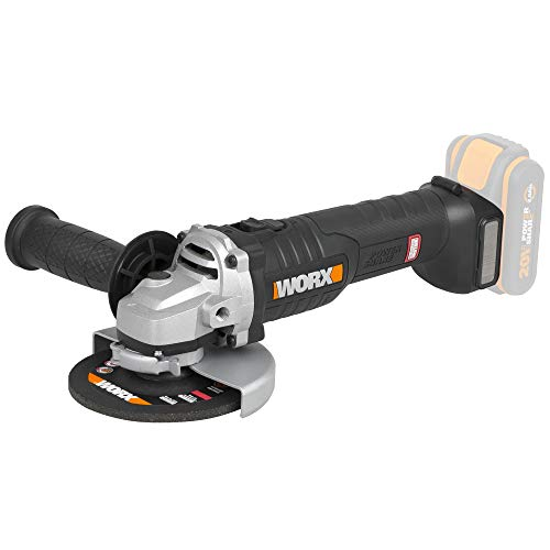 WORX WX812.9 Amoladora Brushless 125mm 20V S/bat