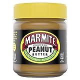 Marmite Peanut Butter Crunchy Rich in Vitamin B, No Added Sugar, Source of...