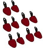 MTS care LISA Basic Velours Zapatillas hormas para zapatos de mujer Set de 5 pares