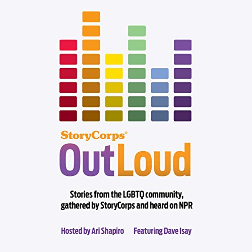 StoryCorps: OutLoud audiobook cover art