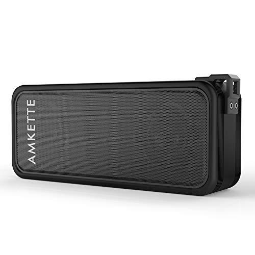 Amkette Boomer Maxx 500 Portable Wireless...