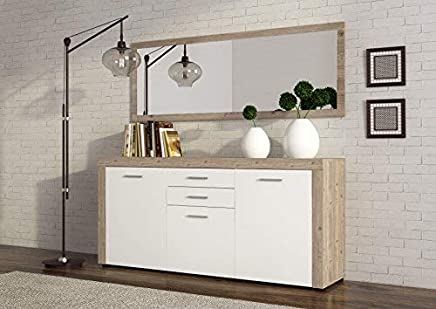 Amazon.es: muebles auxiliares de salon - Armarios y aparadores ...