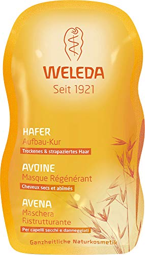 Weleda Bio Hafer Aufbau-Kur Sachet (6 x 20 ml)