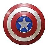 Marvel Legends Avengers, Bouclier de Captain America Premium, Cosplay Adulte, décoration Murale de Bar créative, 32CM