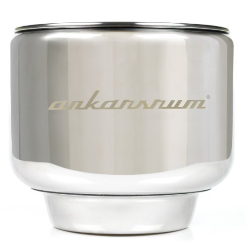 Ankarsrum Original Stainless Steel Mixing Bowl Attachment, 7 Liter by Ankarsrum