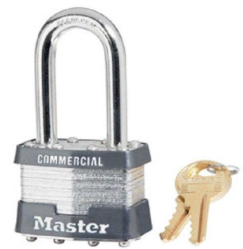 "Master Lock 1KALF-2126 1-3/4"" Keyed Alike Laminated Padlocks - Quantity 12"