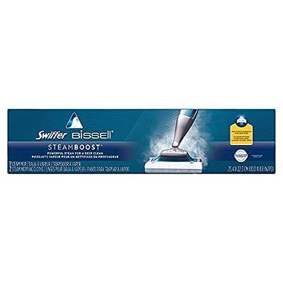 Swiffer Bissell Steamboost Steam Mop Starter Kit In The Box
