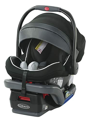 Graco SnugRide SnugLock 35 Platinum Infant Car Seat | Baby Car Seat, Spencer
