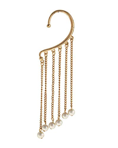 Young & Forever Gold and Silver Plated Designer earcuffs for Women and Girls