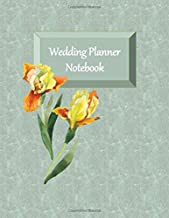 Wedding Planner Notebook: Gender Neutral Ultimate Planning Helper - Mid-Blue Mermaids Cover - Monthly, Weekly Reminders - Venue-Budget-Food-Contact Sheets - Countdown Prompts