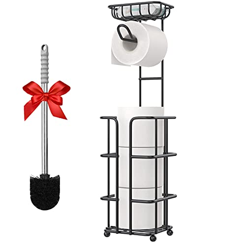 Top 10 best selling list for quality free standing toilet paper holder