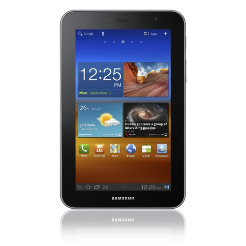 Samsung Galaxy Tab 7.0 Plus 7 inch Tablet PC (16GB, WLAN, 3G, BT, Webcam, Android 3.2) - White