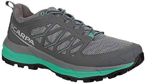 SCARPA Proton XT Trail Running Shoe - Women's Grey/Maldive 40
