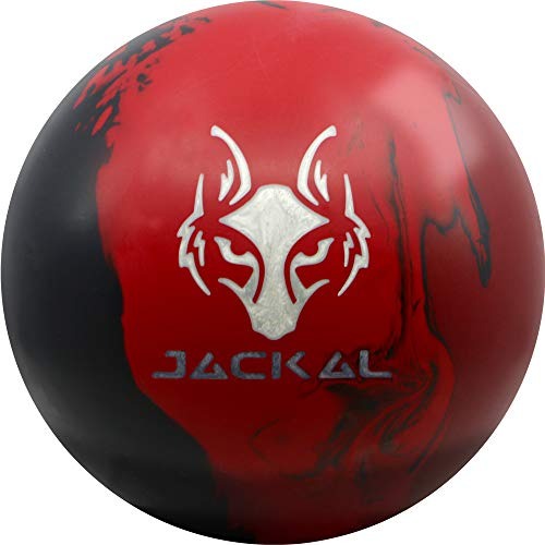 Motiv Jackal Legacy Bowling Ball 14lbs, red/Black