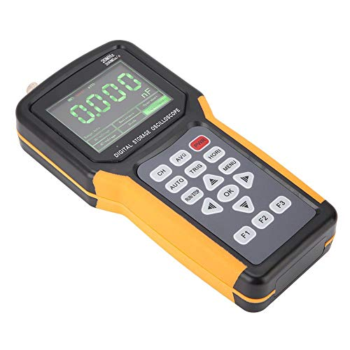 Osciloscopio 100-240V Multímetro Osciloscopio digital Pantalla LCD TFT a(JDS2012A, U.S. regulations)