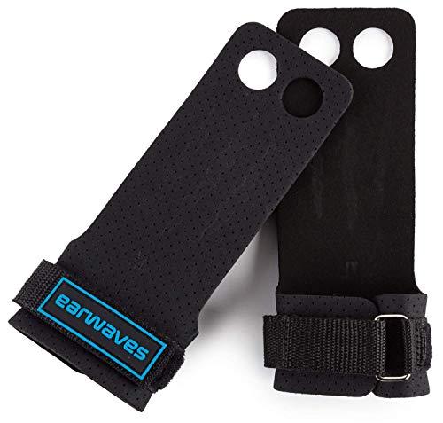 Earwaves ® Predator Grips 2 & 3 Agujeros - Calleras Crossfit para Hom