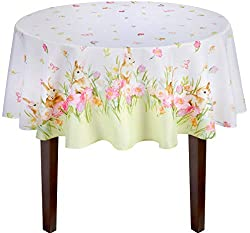 Easter Themed Tablecloth