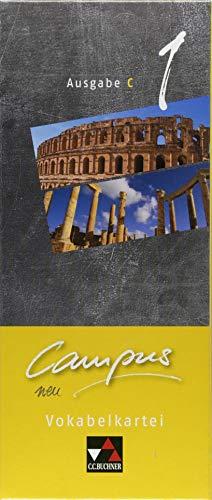 Campus C - neu / Campus C Vokabelkartei 1 - neu: Gesamtkurs Latein in drei Bänden (Campus C - neu: Gesamtkurs Latein in drei Bänden)