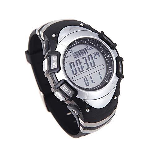 Uhr Höhenmesser Barometer Kompass Thermometer Wetter Monitor Kalorien Sturm Alarm Pedometer für Klettern Angeln Outdoor Sport