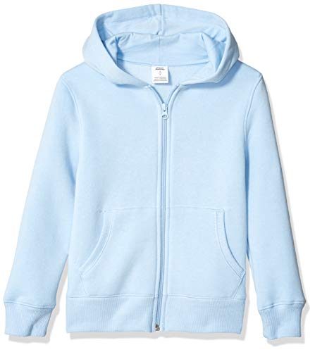 Amazon Essentials Boys' Fleece Zip-up Hoodie Niños