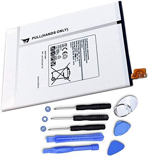 Onlyguo 3.85V 4000mAh EB-BT710ABE EB-BT710ABA Batería de Repuesto para Samsung SM-N9000 T710 Galaxy Tab S2 8.0 T715 Galaxy Tab S2 8.0 LTE