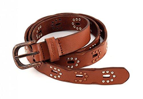 FREDsBRUDER Lucky Belt W85 Cognac