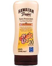 Hawaiian Tropic Satin Protection Sun Lotion Sonnencreme LSF 30, 180 ml, 1 St