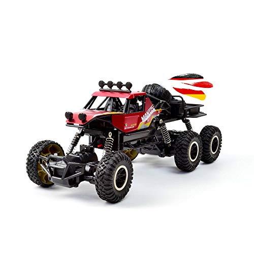 2,4 GHz RC ferngesteuerter Off Road Truck Crawler, véhicule, échelle 1 : 16 avec Propulsion 4 WD, Truck, voiture, Car, Kit complet