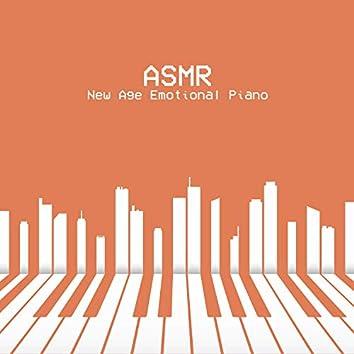 ASMR New Age Emotional Piano Pt. 7