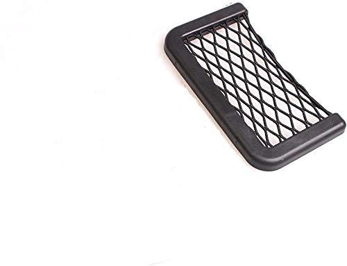 LHYLHY Bolsa de Almacenamiento de Coche Malla Flexible elástica Trasera de Carga Organizador de Almacenamiento de Camiones Net SUV Interior
