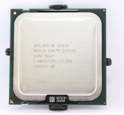Intel CPU Core 2 Extreme Qx9650 3.00Ghz Fsb1333Mhz 12M LGA775 Extreme mit Original Fan