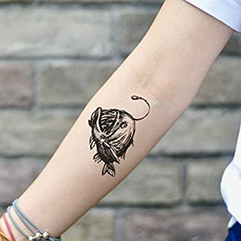 Best angler fish tattoos Reviews