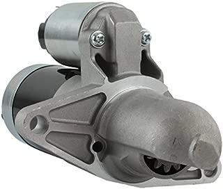 New 12 Volt CCW Starter Fits 2006-2008 Mazda RX-8 1.3 Liter Engine