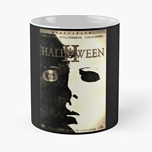 5TheWay Cinema Ray Film 2 DVD Halloween VHS Movie Director Blu - Best 11 oz Kaffeebecher - Nespresso Tassen Kaffee Motive