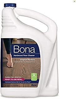 Bona WM700018159 Cleaner, Hardwood Floor Refill Gallon, 1 gallon/128oz