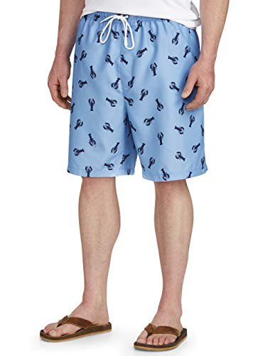 DXL big and tall swim trunks
